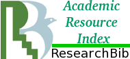 ResearchBib - Academic Resource Index